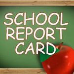 Report cards home Friday